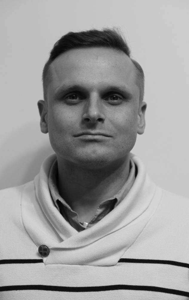 Łukasz Okuniewicz wywiad z kelnerem