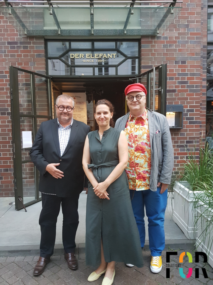 Agnieszka Małkiewicz, Artur Jarczyński, Maciej Nowak